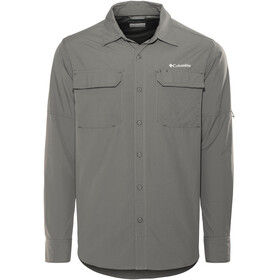 Columbia Silver Ridge II Longsleeve Shirt Men grey